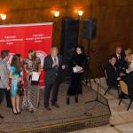 Emil Nita alaturi de Mihaela la editia 2013 a balului Talente de Azi pentru Brasovul de Maine