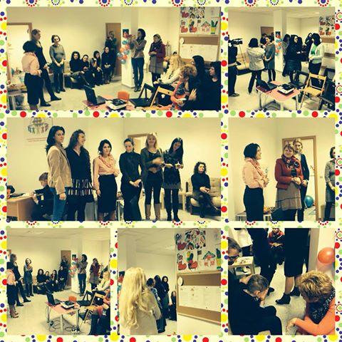 centrul raza de speranta 3 decembrie Imagini: OFSD Brasov alaturi de echipa Asociatiei Raza de Speranta in interventia si terapia tulburarilor din spectrul autist