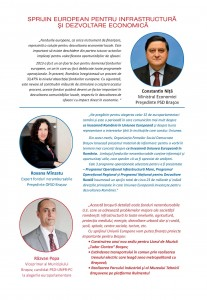 Brosura Finala net Page 01 207x300 OFSD Brasov a lansat brosura de informare Sprijin de la Uniunea Europeana pentru infrastructura si economia Romaniei 2014 2020
