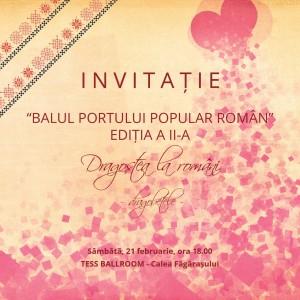 invitatie psd var2 300x300 Invitație: OFSD vă invită să celebrăm împreună portul tradițional